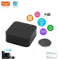 Tuya     telecommande intelligente universelle Smsrt Life WIFI IR  domotique  Compatible avec Alexa  Google Home et Google Assistant