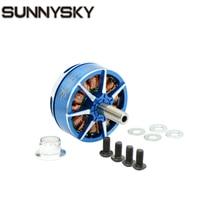4 pièces/lot Sunnysky R2306 KV2300 KV2500 KV2700 3-5S 2cw 2ccw moteur Brushless pour RC jouets FPV Racer Drone