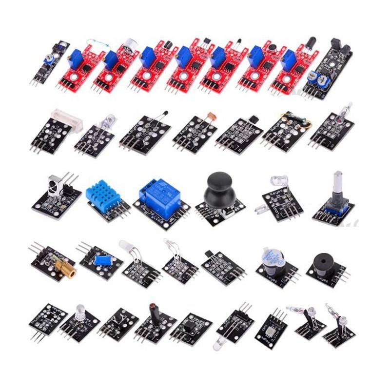 Комплект датчиков 37 в 1 для arduino Sensor s, с�