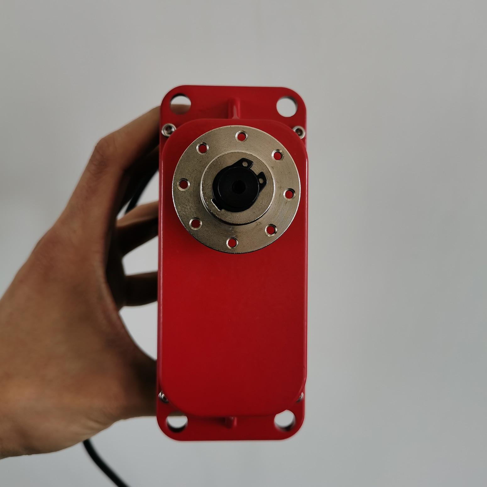DDTS380 400KG/CM Large Servo 24V Power Supply Precision High Torque Servo For Industrial Area FPV enlarge