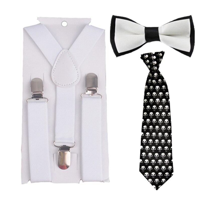 Nuevos tirantes elásticos de gran calidad para niños y niñas, tirantes, pajarita, accesorios htr0009a07