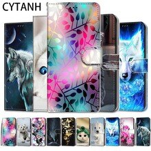 Case For Huawei P8 P9 Lite 2017 Case Protective Card Stand Wallet Flip Cover For Huawei Honor 8 9 Li