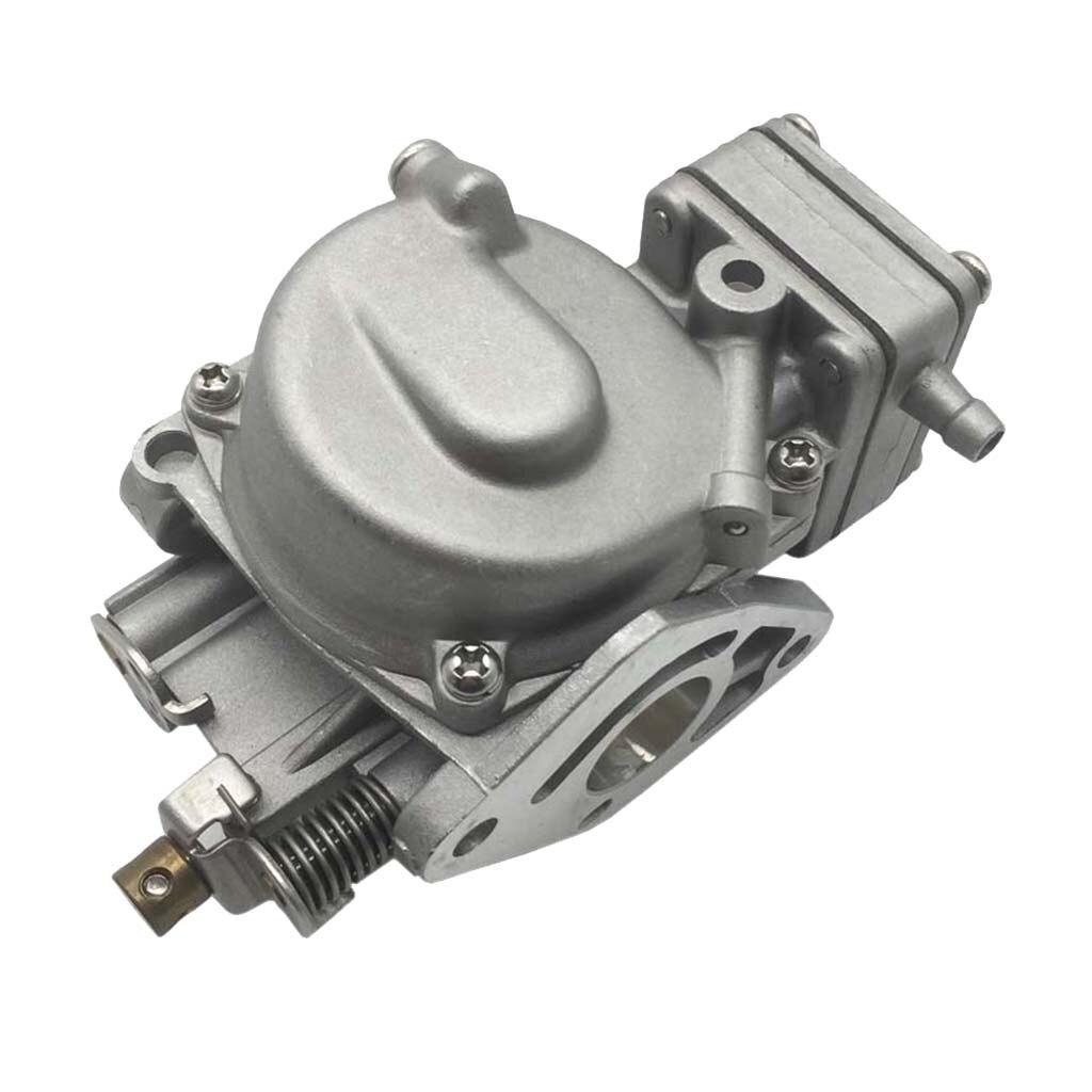 Barco barco a Motor de Carburadores Carburador Assy para Tohatsu Nissan 5HP 36903-2002M 369-03200-2 2 Motor de Popa Acidente Vascular Cerebral