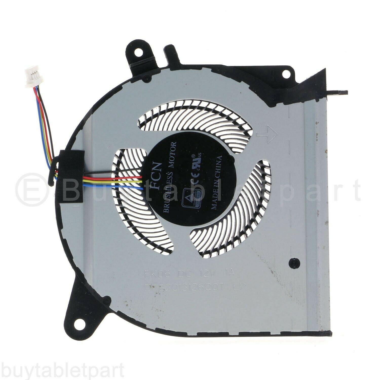 Yanlunnew-مروحة تبريد وحدة المعالجة المركزية ، لـ ASUS ROG Strix GL503VS GL503V GL503VM DFS2013126Q0T