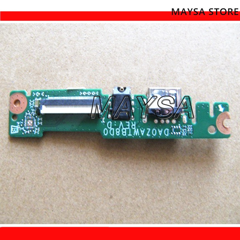 الأصلي DA0ZAWTB8D0 لشركة أيسر A515-54 USB الصوت مجلس اختبار جيدة