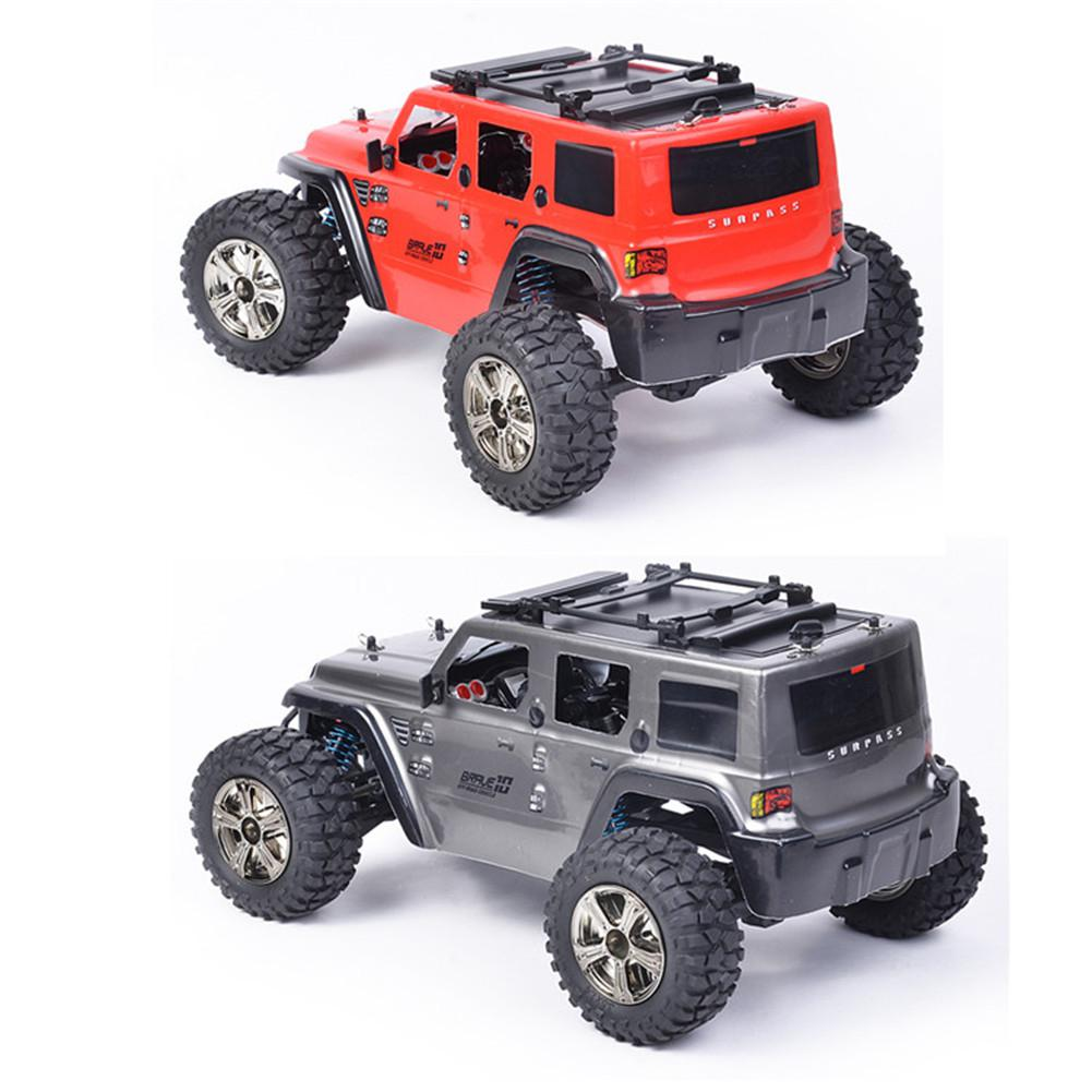 BG1521 Golory 1/14 Rc Ca 2.4G 4WD 22km/h Proportional Control RC Car Buggy Off Road Remote Control Truck For Kids Gifts enlarge