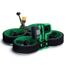 IFlight zielony szerszeń 3 Cal SucceX-E Mini F4 Runcam 2 CineWhoop 4S FPV Racing RC Drone multikopter zdalnie sterowany Quadcopter Multirotor