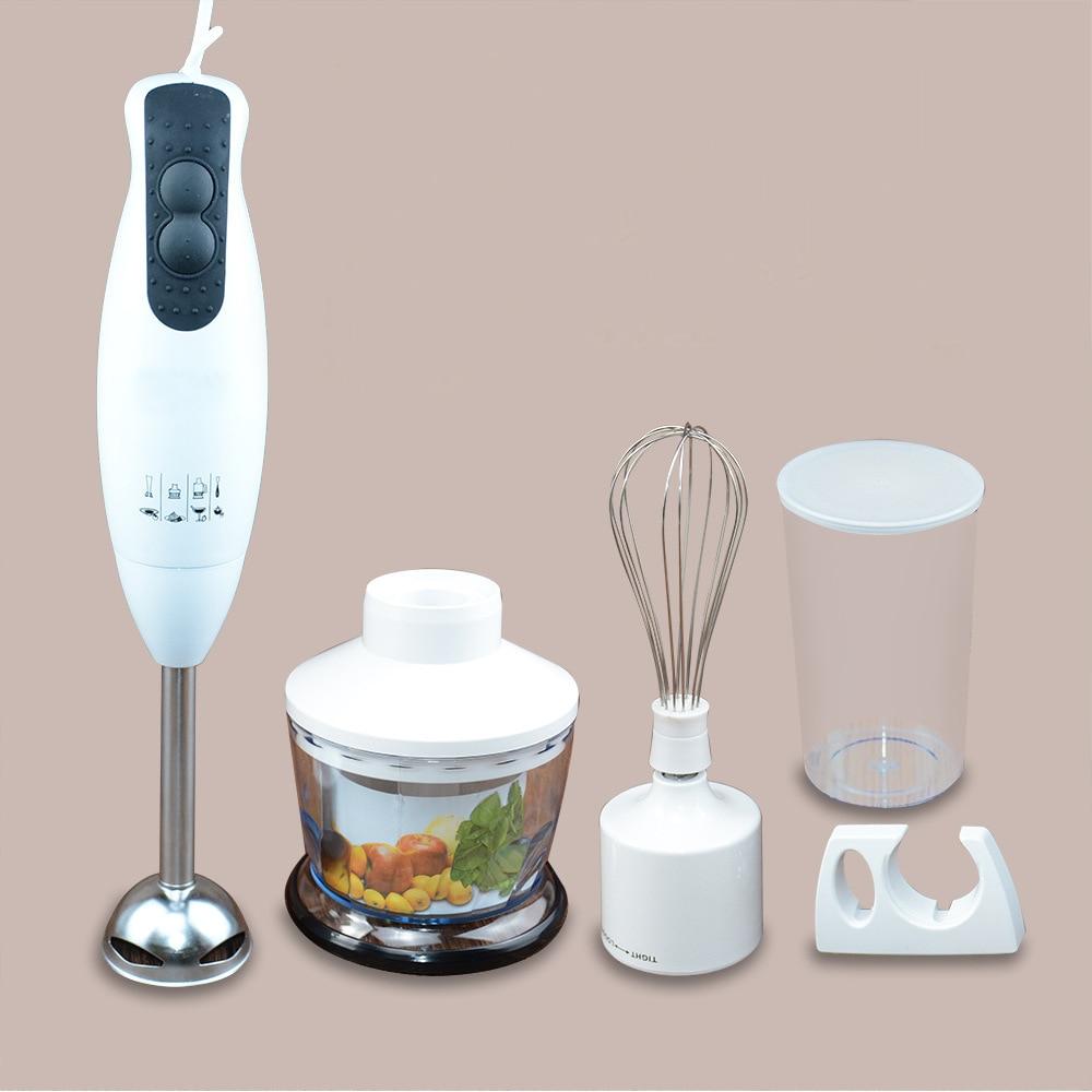 Procesador de batidora de alimentos desmontable, máquina de agitación eléctrica manual, exprimidor, picadora, picadora, batidora de huevos, licuadora EU US