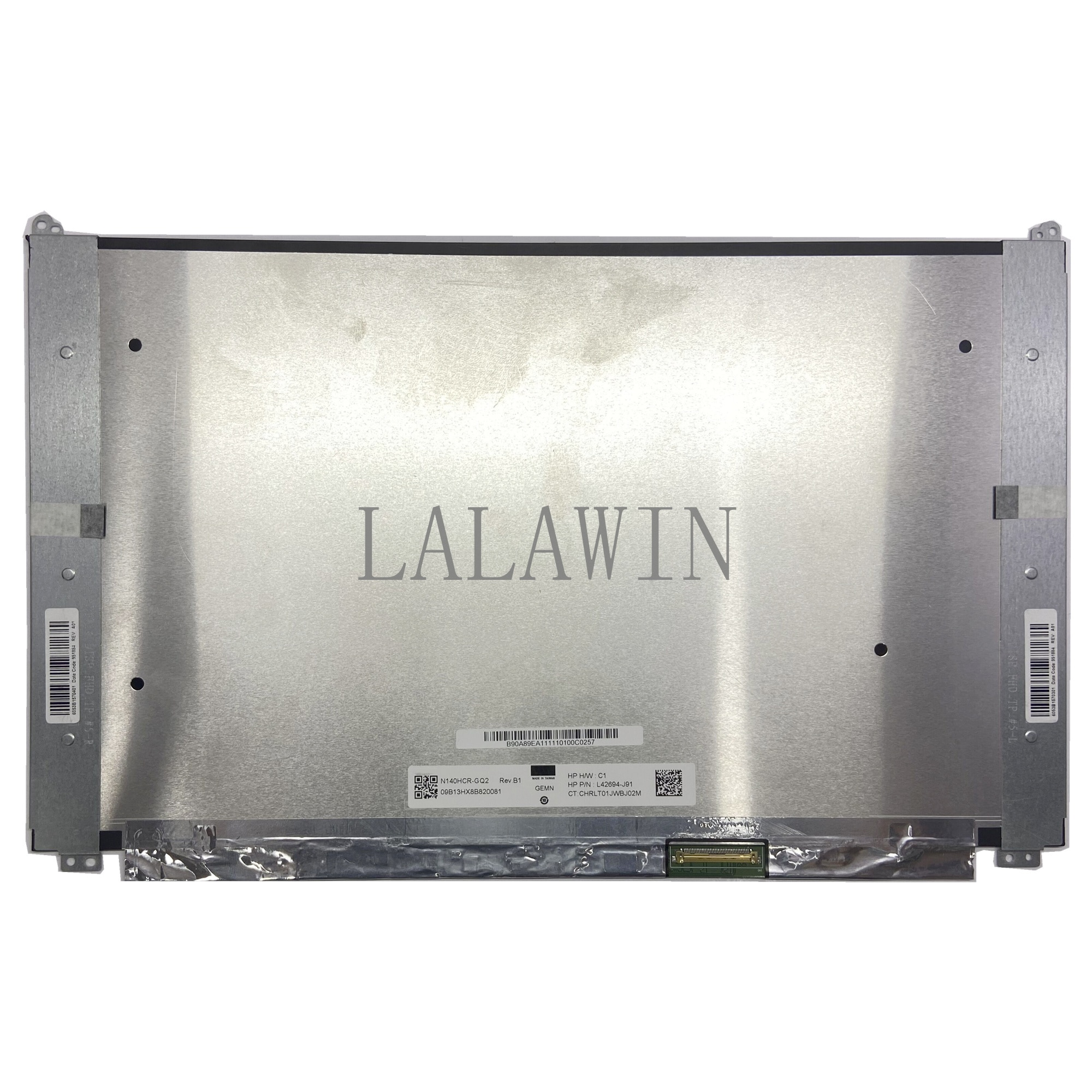 N140HCR-GQ2 Rev B1 LCD SCREEN PANEL Matrix 1920X1080 eDP-30pin 500nits