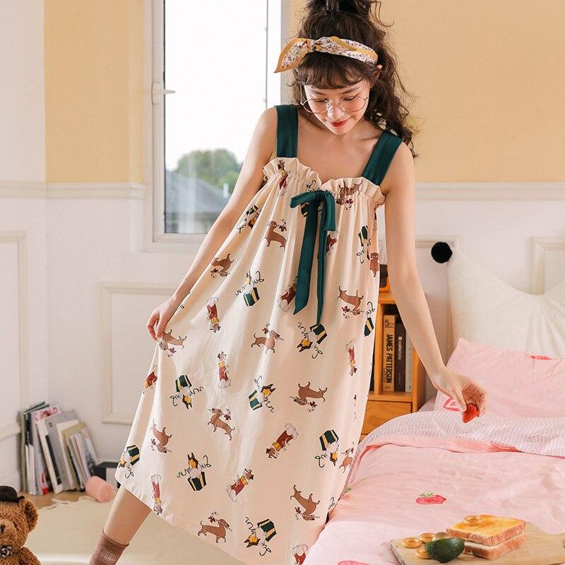 Best Baby Cotton Postpartumn Breastfeeding Clothes Pregnancy Feeding Homewear Pregnant Maternity Pajamas Breastfeeding Nightgown enlarge