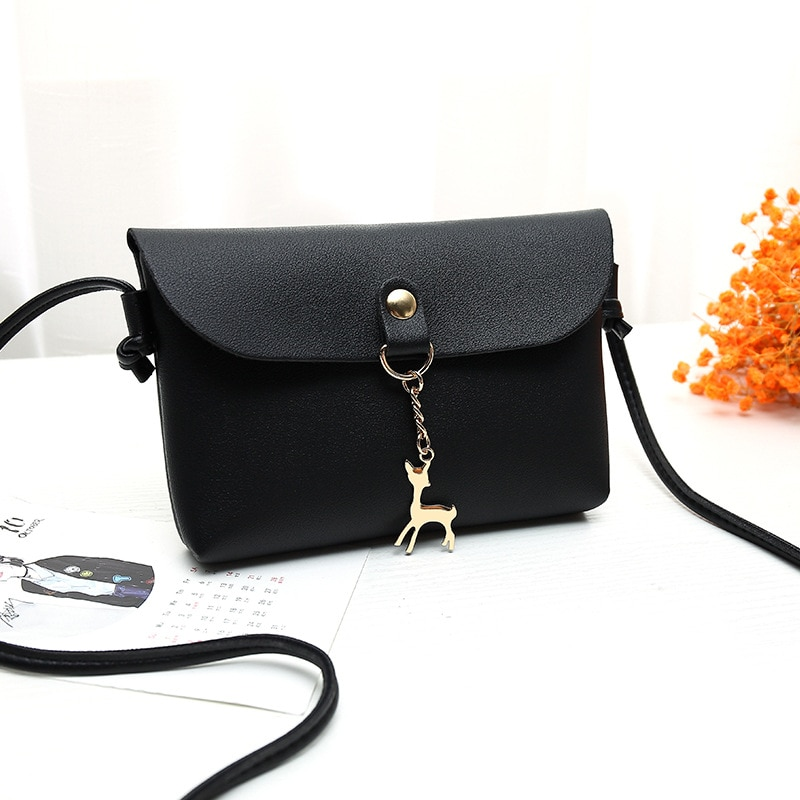 Women's Bags,PU Leather,Fashion Shoulder Bags,Girls Messenger Bag,Trendy Handbags,Small Bags For Laday