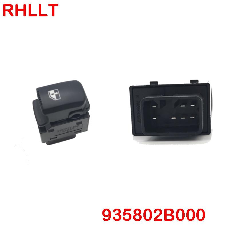 OEM 935702B000 935802B000 ventana de control de interruptor principal trasero interruptor para el control de puerta para Hyundai Santa Fe CM 07-11