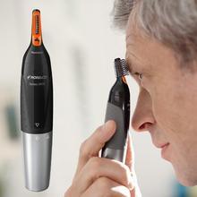 Philips Norelco accessoires de remplacement   Accessoires de rechange pour tondeuse de nez, nettoyant Durable, accessoires de coupe pour Philips Norelco