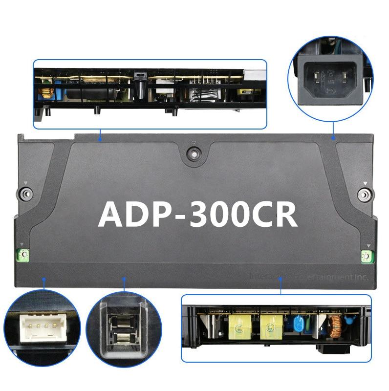 استبدال ADP-300CR ADP-300FR ADP-300ER امدادات الطاقة وحدة ألعاب اكسسوارات للبلاي ستيشن 4 PS4 برو وحدة