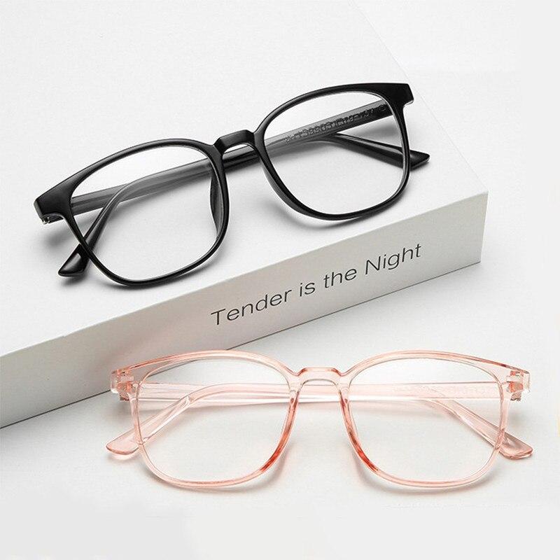 2020 Retro Sunglasses Reading Vintage Glasses Frame Fashion Computer Eyeglasses Frame for Women Anti