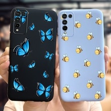 Funda de silicona para Huawei Honor 10X Lite, funda trasera para Honor 10 Lite, 10 X Lite