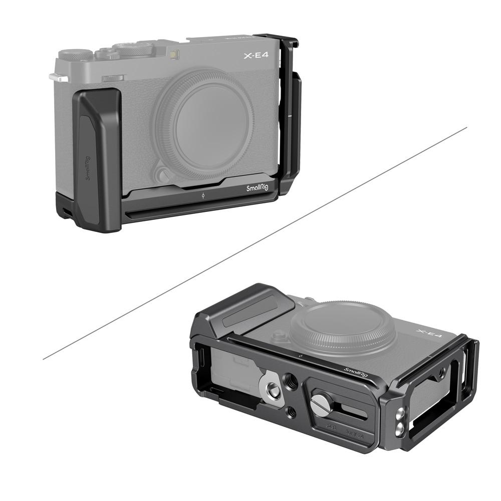 SmallRig L Bracket for Fujifilm X-E4 Camera 3231 enlarge