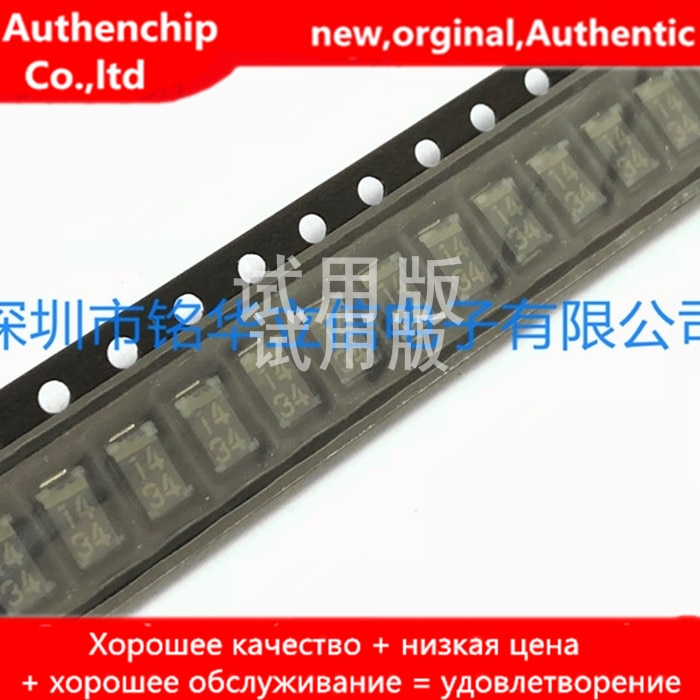 20 pces original real 1sr154-400 1a 400v retificador diodo sma sod-106
