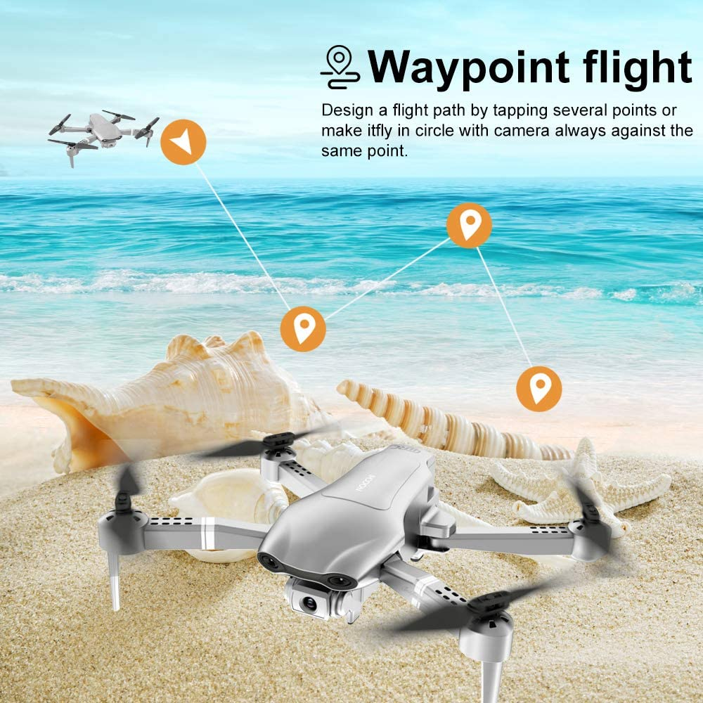 F3 Drone GPS 4K 5G WiFi Live Video FPV Quadrotor Flight 25 Minutes Rc Distance 500m Drone Profesional HD Wide-an Dual Camera Toy enlarge