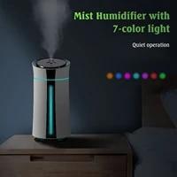 Humidificateur dair Portable 1150ml arome ultrasonique diffuseur dhuile essentielle USB Cool brumisateur fabricant purificateur aromatherapie pour voiture maison