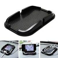 auto phone holder non slip sticky anti slide dash phone mount silicone dashboard car pad mat car accessories car anti slip mat