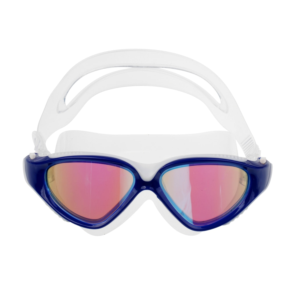 Adjustable Eye Protect Non-Fogging Swimming Swim Goggle Glasses Adult