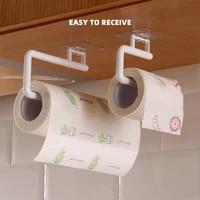 Porte-serviettes de cuisine porte-rouleau papier  armoire de Bar  organisateur de salle de bains support suspendu  etagere porte-papier toilette