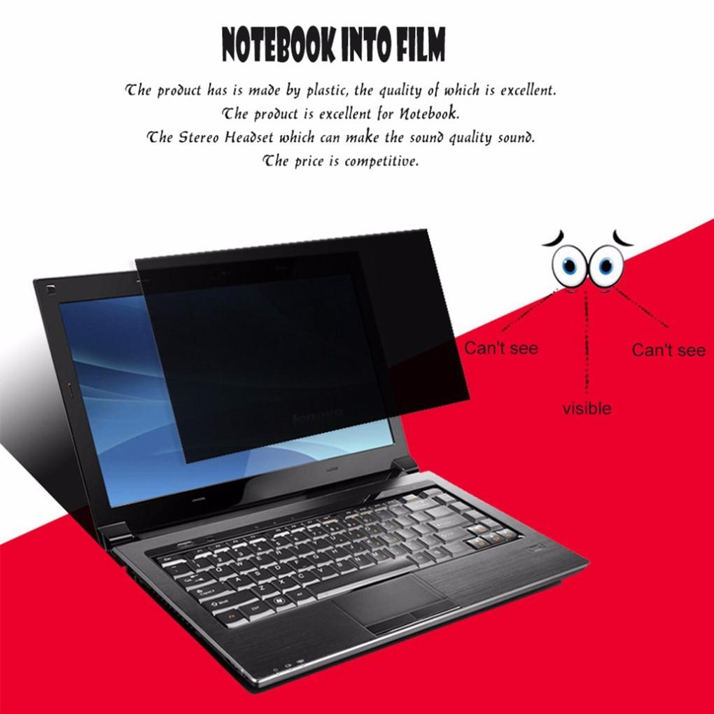 Película protectora de privacidad, Monitor de portátil, película de privacidad para portátil de 14 pulgadas, pantalla panorámica 169