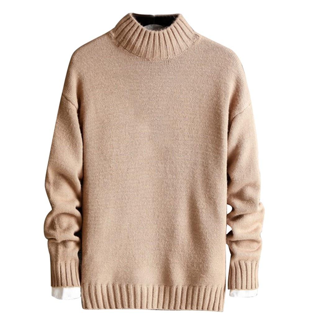 Фото Свитер мужской Повседневный пуловер 2019 новый осенне зимний стиль для мужчин