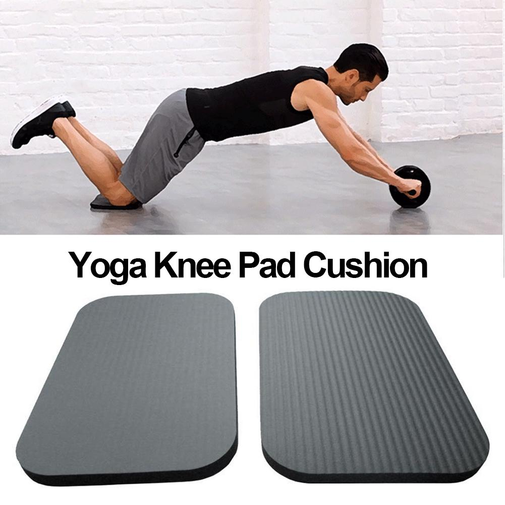 Yoga Knee Pad Cushion Wrist Elbows Pads Mats Gym Knee Protector Yoga Accessories Workout Pad Non-Slip Yoga Knee Mat Garden Mat