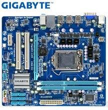 GIGABYTE GA-H55M-S2 carte mère de bureau doccasion H55 Socket LGA 1156 i3 i5 i7 DDR3 8G micro-atx carte mère originale H55M-S2 PC