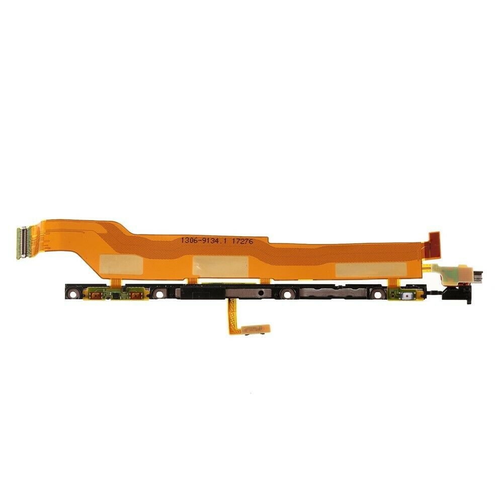 Cable flexible de encendido/apagado para Sony Xperia XZ1 G8341 G8342 G8343 botones de volumen Flex Assembly