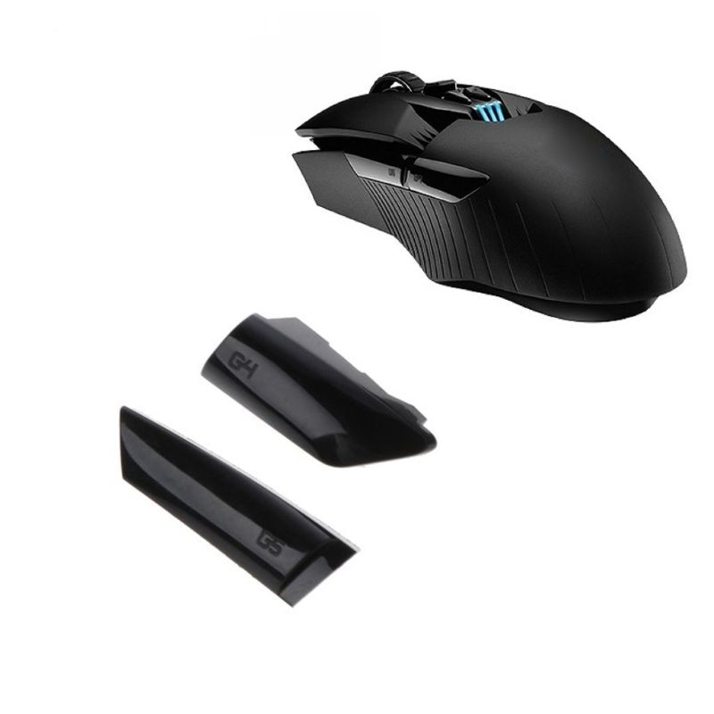 1 reemplazo para Pc lado llaves botones laterales G4 G5 para Logitech G900 G903 cable inalámbrico accesorio para el ratón 77HA