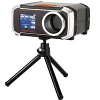 lcd screen shooting chronograph tester air gun bb paintball gun speed tester speed app bluetooth