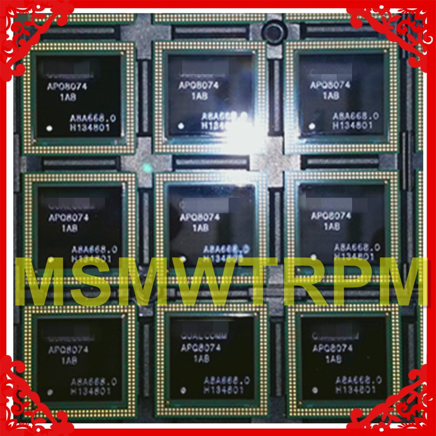 Mobilephone CPU Processors APQ8074 0VV   APQ8074 1VV  APQ8074 1AB  New Original