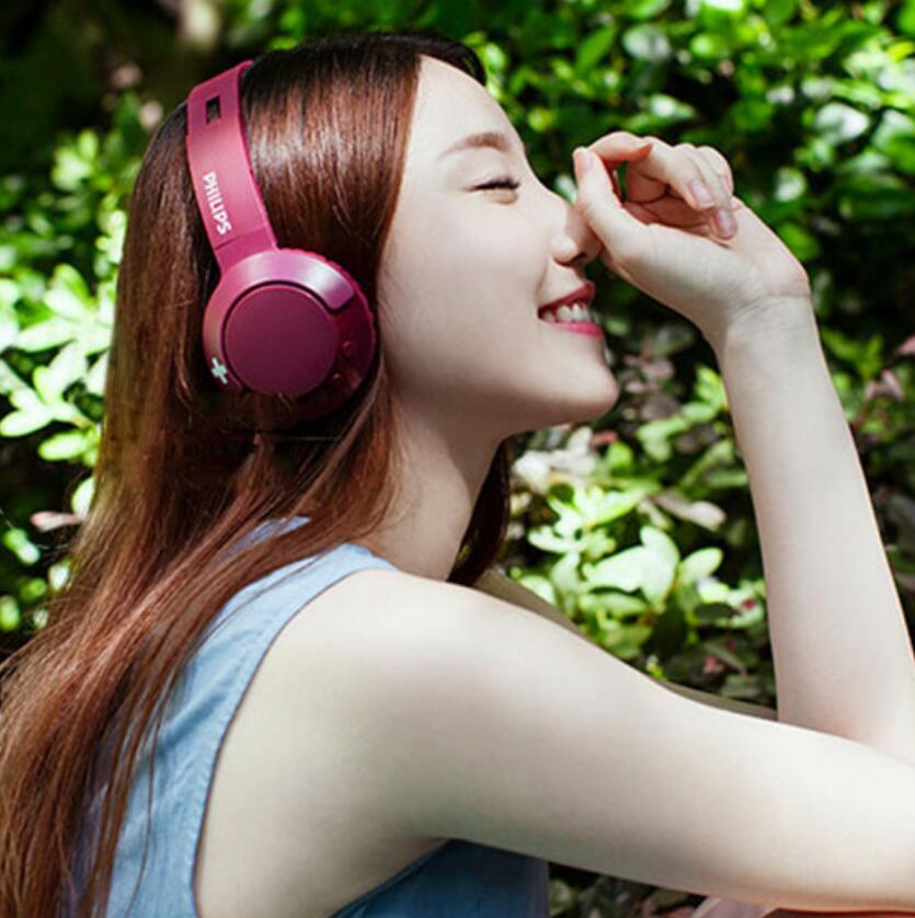 Gamer Headphone Bluetooth Wireless SHB3075 Headset Gaming High Quality Headset Portable Headphones enlarge