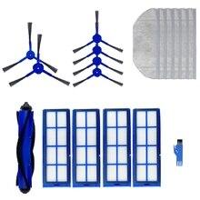 Pour Eufy L70 balayage Robot aspirateur brosse principale brosse latérale filtre HEPA chiffon de nettoyage accessoires de rechange pièces