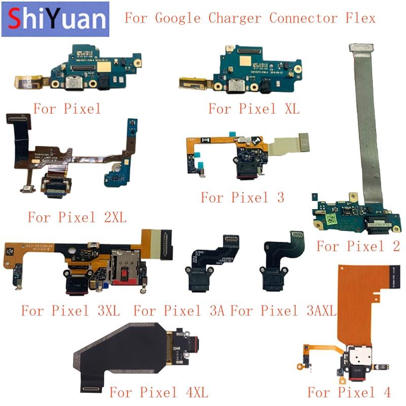 Base de puerto de carga, conector USB, placa del cargador, Cable flexible...
