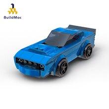 MOC-20900 de construction Dodge démon voiture hélicoptère bateau blocs de construction éducatifs enfants ville briques créatives enfants jouets