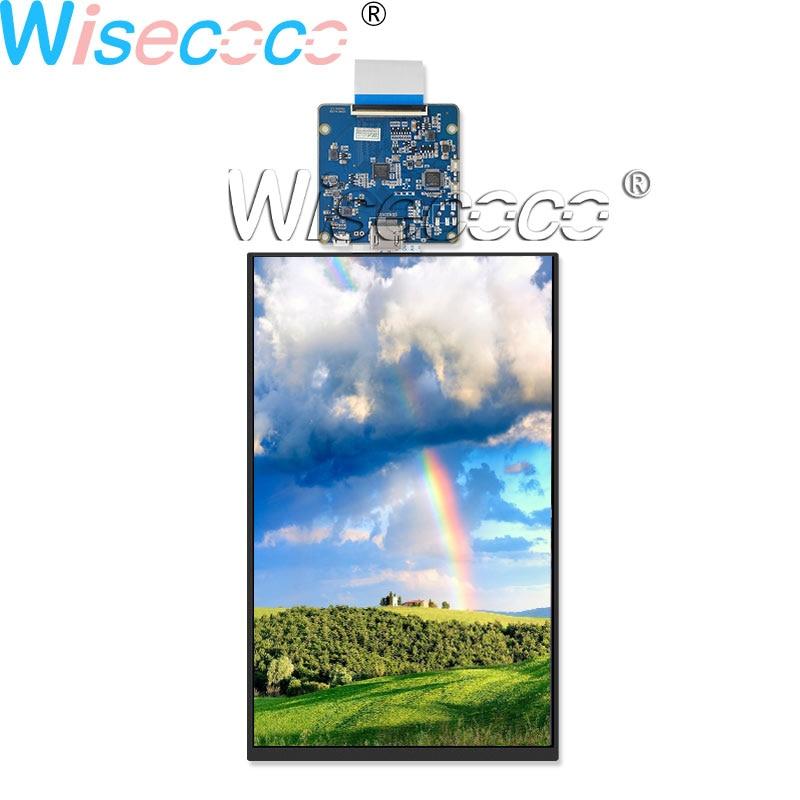 10.1 بوصة 2K TFT شاشة الكريستال السائل صورة نوع 10:16 شاشة لامعة مع MIPI لوحة للقيادة لمشروع لتقوم بها بنفسك