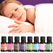 Водорастворимое натуральное цветочное эфирное масло снимает стресс для увлажнителя воздуха лампа освежитель воздуха Ароматерапия масло для тела