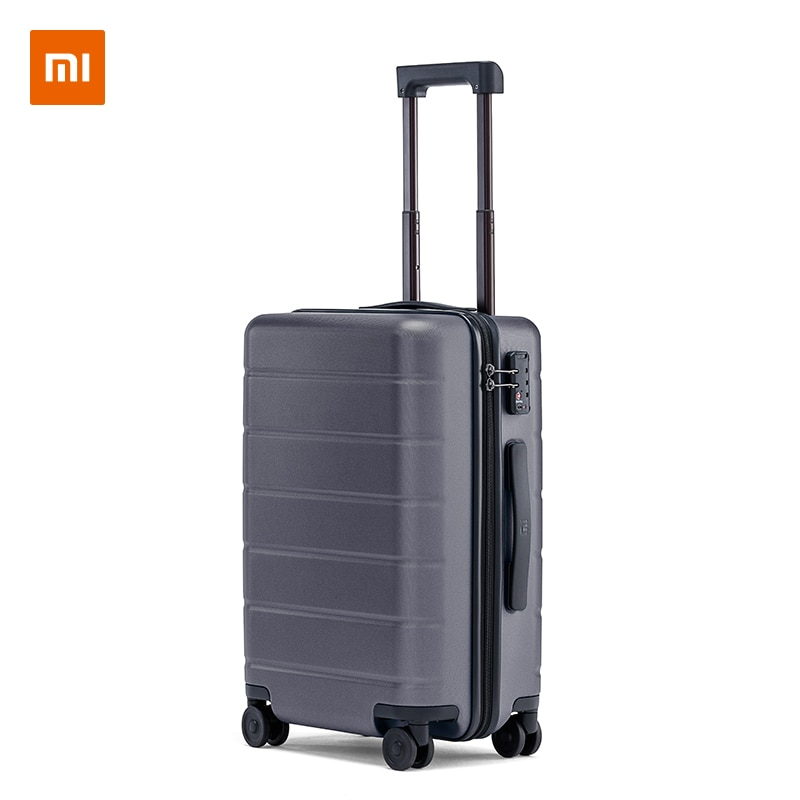 Xiaomi Luggage Classic MI Suitcase 20/24 inch Carry-On Universal Wheel TSA Lock Password Travel Busi