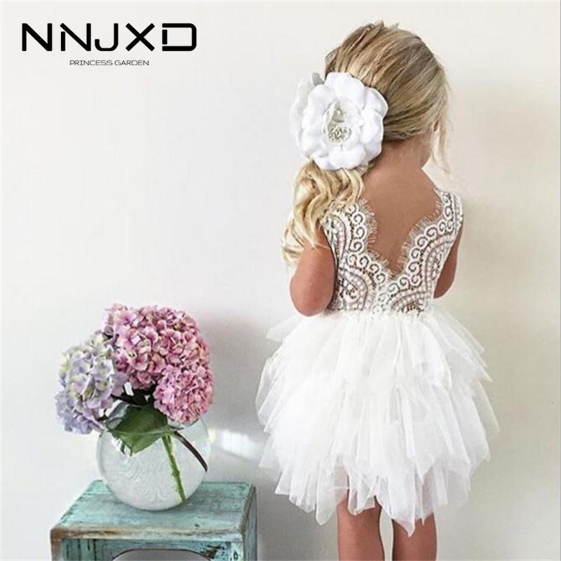 Vestidos de verano para niñas 2020, ropa para niñas, vestido de fiesta de princesa con abalorios blancos, elegante ceremonia, traje de niña adolescente de 4 5 y 6 años