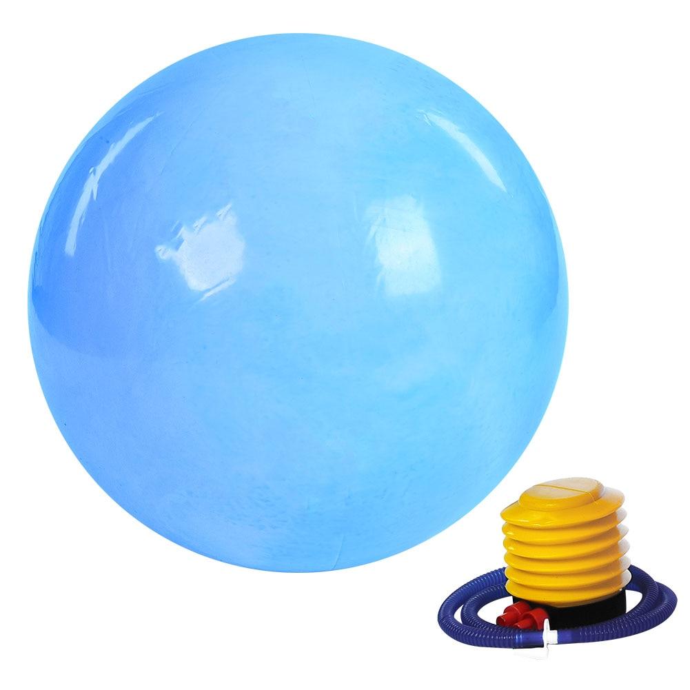 Pelota de ejercicio resistente y efectiva de 65cm con efecto Anti-estallido para Fitness gimnasio Yoga equilibrio estabilidad fuerza con bomba de aire nube Bola de Yoga