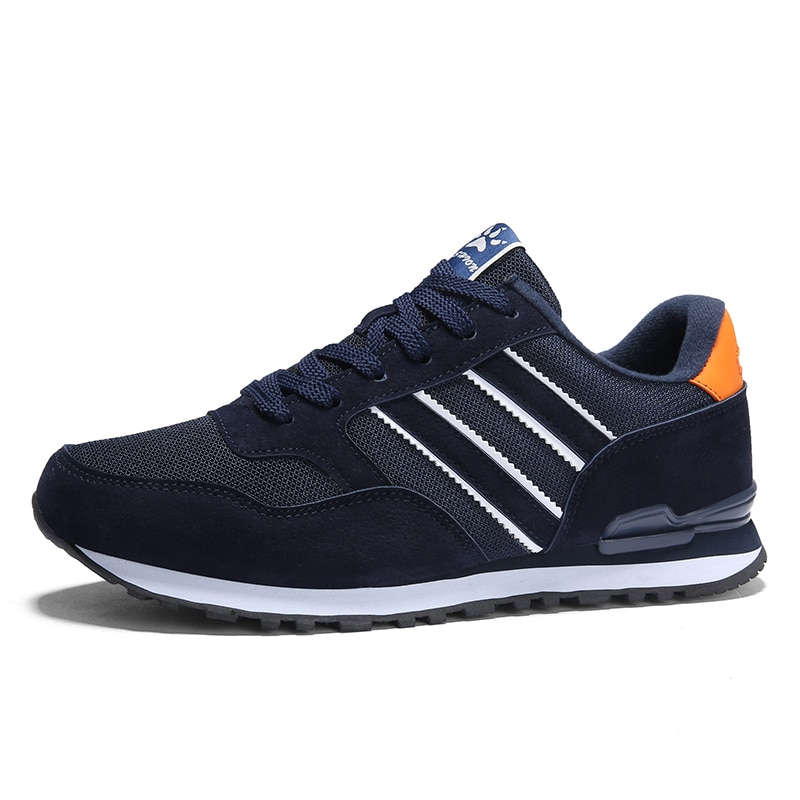 Summer Breathable sport Running Shoes For Men Sneakers Outdoor Walking Jogging Shoes Comfortable Athletic Shoes male Size 36-45 недорого