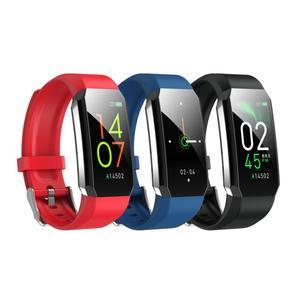 Fitness Bracelet Body Thermometer IP67  Heart Rate Monitor Fitness Tracker Smart Watch Bracelet Waterproof Men Women Kids