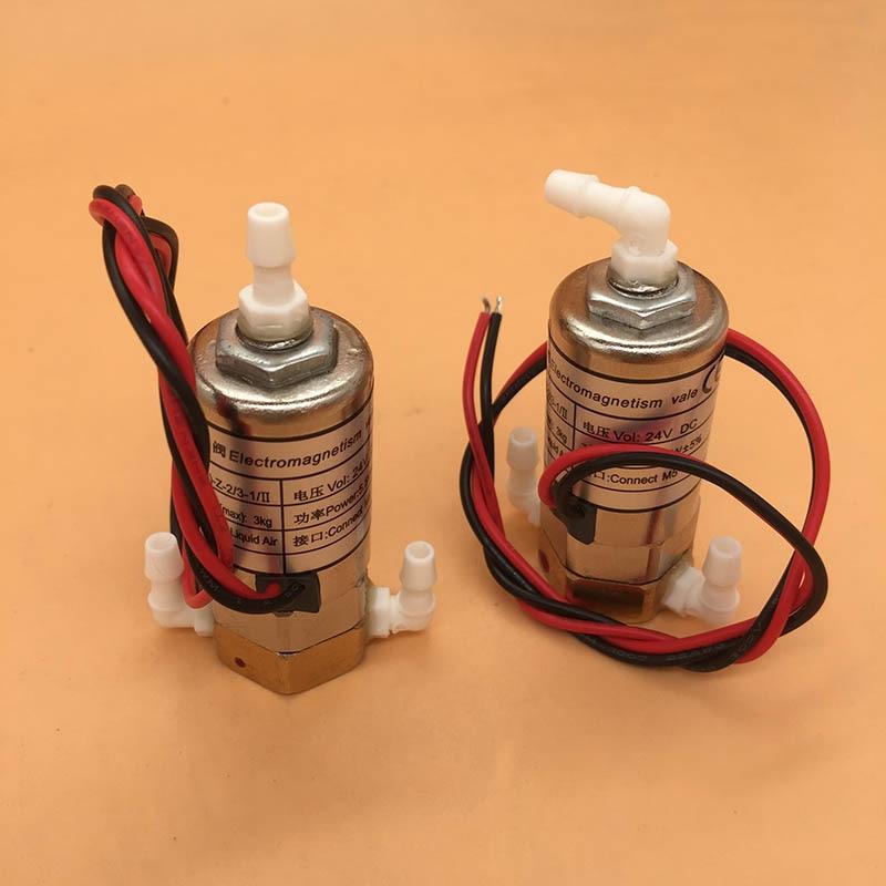 JYY magnetventil 5,5 W 24V für Infiniti Wit farbe Phaeton Crystaljet inkjet drucker JYY(D)-Z-2/3-1/II magnet magnetventil
