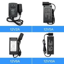 AC/DC Netzteil Adapter 12V 2A 5A 8A 10A Auto Zigarette leichter Konverter inverter 220V 110V 12V Auto Power Adapter EU US AU UK