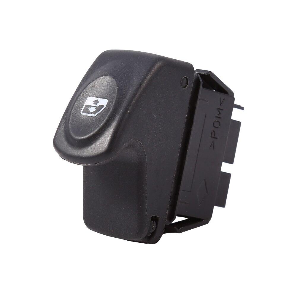 5 / 6 pinos 12 v interruptor de controle da janela energia elétrica do carro botão levantador 7700838101 7700838100 para renault kangoo megane i clio ii
