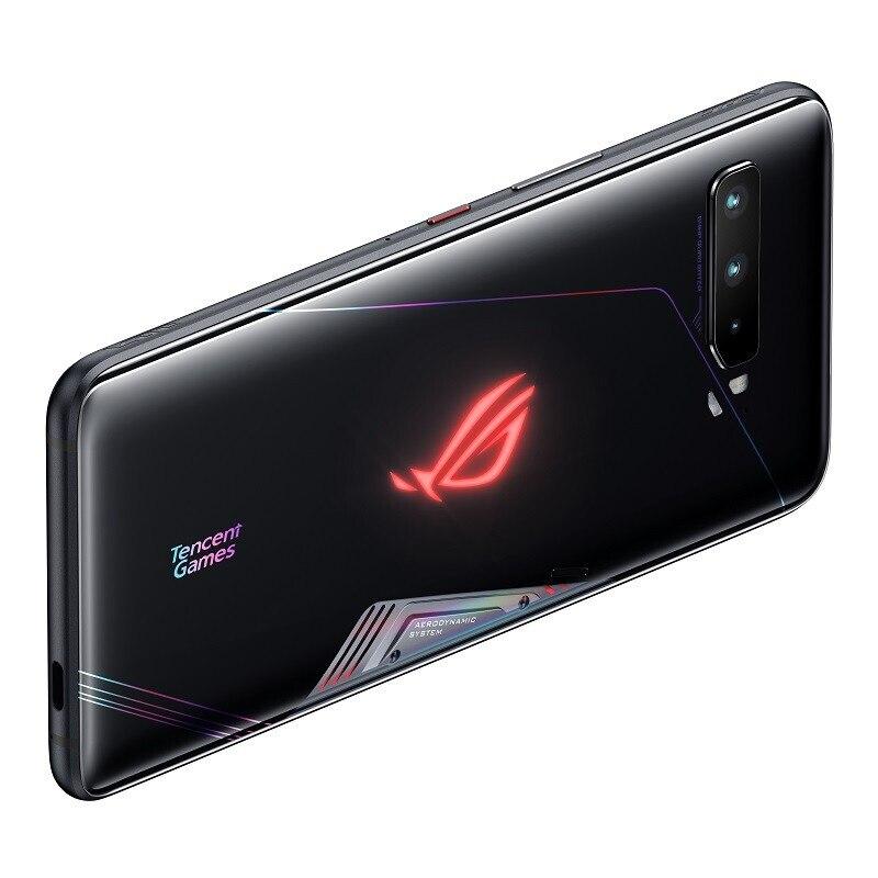 Фото3 - Смартфон ASUS ROG Phone 3, 256 ГБ, 12 Гб, 6000 мАч, 144 Гц, 64 мп